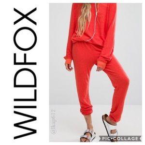NWT Wildfox Knox Pants